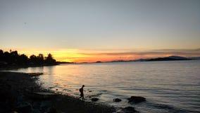 Ao Nang, Krabi landskap Fotografering för Bildbyråer