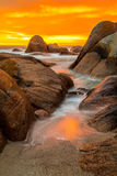 Ao Nang, Krabi-provincie Royalty-vrije Stock Foto's