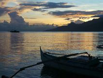 AO Nang, Krabi-Provinz Lizenzfreie Stockbilder