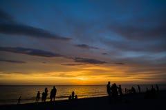 AO Nang, Krabi-Provinz Lizenzfreie Stockfotos