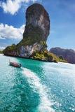 Ao Nang Toren, Krabi, Thailand stock foto
