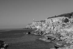 Ao norte de Ibiza fotos de stock