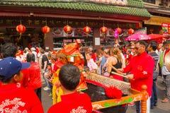 Año Nuevo chino 2013 Fotos de archivo