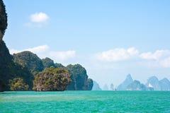 AO Phang Nga Stockbild