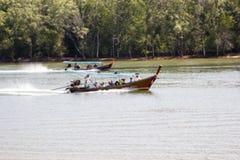 Ao Phang Nga Nationaal Park Stock Foto
