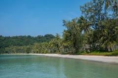 Ao Prao beach, Ko Kut island, Thailand Stock Image