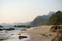 Ao Si Beach, Koh Jum Island Stock Photography