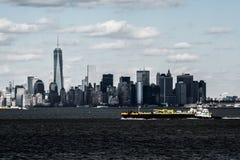 Ao sul de Manhattan Foto de Stock