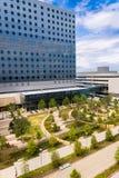 19 août 2015 - Dallas, le Texas, Etats-Unis La nouvelle addition à Parkl Photos stock