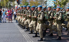 30 août turc Victory Day Photos libres de droits