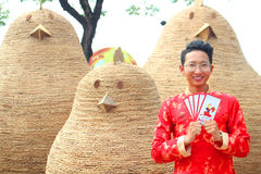 Ao vietnamien Dai Image stock