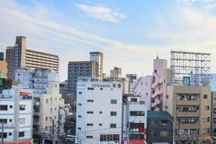 aof Хиросима Япония scape города Стоковые Изображения RF