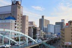 aof Хиросима Япония scape города Стоковое Изображение