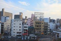 aof Хиросима Япония scape города Стоковое фото RF