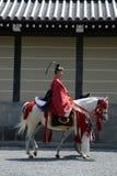 Aoi Matsuri (festival del Hollyhock) Foto de archivo libre de regalías