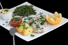 Aïoli (Mediterranean dish) Stock Photography