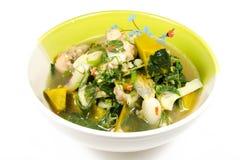 Aom Kai, ταϊλανδικά τρόφιμα Στοκ Φωτογραφία