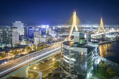 Aomori, Ιαπωνία Στοκ Εικόνα