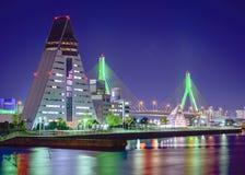 Aomori, Japan Skyline Stock Photos