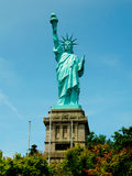 Aomori Statue of Liberty, Japan Royalty Free Stock Photos