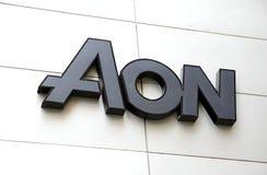 AON Logo Stock Images