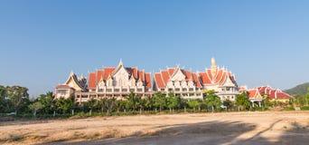 Aonang Ayodhaya海滩胜地 库存图片