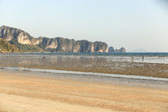 Aonang Beach stock image