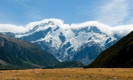 Aoraki / Mount Cook Royalty Free Stock Image