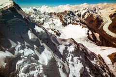Aoraki Mount Cook National Park Royalty Free Stock Photography
