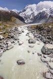 Aoraki Mount Cook National Park Royalty Free Stock Photo