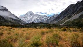 Aoraki Mount Cook National Park Royalty Free Stock Image