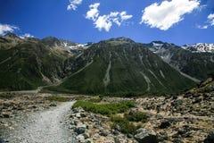 Aoraki Mount Cook Stock Photography