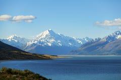 Aoraki Mount Cook Royalty Free Stock Image