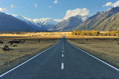 Aoraki-Mount Cook Stock Photos