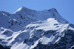 Aoraki/Mt Cook. Royalty Free Stock Images