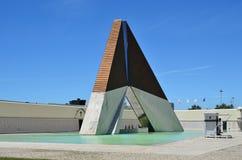 AOS Combatentes de monument font Ultramar à Belem à Lisbonne, Portuga Images libres de droits