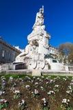 Aos Mortos a Dinamarca Guerra grandioso de Monumento, Lisboa Fotografia de Stock Royalty Free