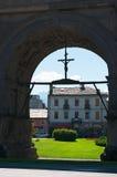 Aosta, η κοιλάδα Aosta, Ιταλία, Ευρώπη Στοκ φωτογραφίες με δικαίωμα ελεύθερης χρήσης