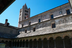 Aosta, η κοιλάδα Aosta, Ιταλία, Ευρώπη Στοκ φωτογραφία με δικαίωμα ελεύθερης χρήσης