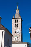 Aosta, η κοιλάδα Aosta, Ιταλία, Ευρώπη Στοκ εικόνα με δικαίωμα ελεύθερης χρήσης