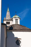 Aosta, η κοιλάδα Aosta, Ιταλία, Ευρώπη Στοκ εικόνες με δικαίωμα ελεύθερης χρήσης