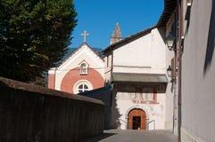 Aosta, η κοιλάδα Aosta, Ιταλία, Ευρώπη Στοκ Εικόνες