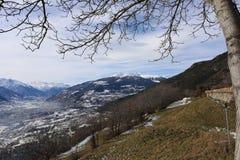 Aosta Obraz Royalty Free