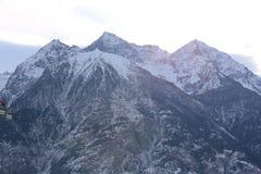 Aosta Royalty-vrije Stock Foto's