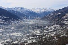 Aosta Royalty-vrije Stock Fotografie