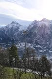 Aosta Obrazy Stock