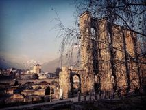 Aosta Photo stock