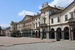Aosta Foto de archivo