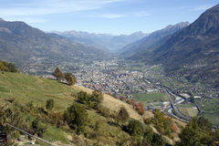 Aosta Royalty Free Stock Image