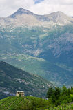 Aosta Valley, Italy Royalty Free Stock Images